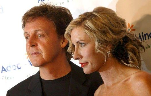 Пол с бывшей женой Хизер заявляют о том, что их разговоры прослушивались