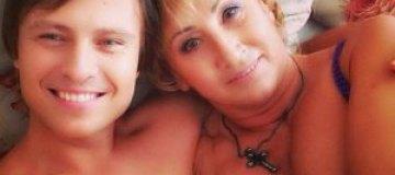 Шаляпин показал себя в постели с 51-летней женщиной