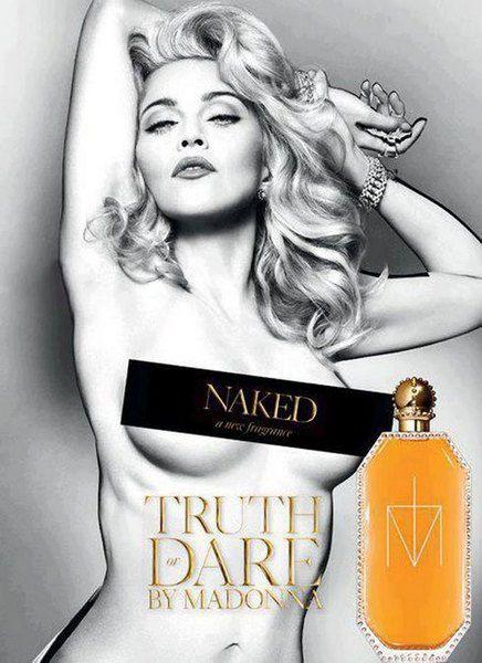 Мадонна в рекламе обновленного аромата