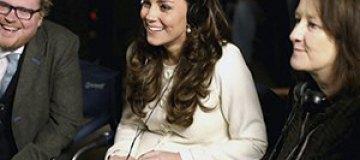 Кейт Мидлтон побывала на съемочной площадке любимого сериала