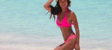 Джара Мариано снялась в купальниках Victoria's Secret