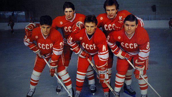 "Кадр из фильма ""Красная армия"""