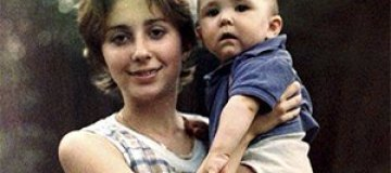 Тоня Матвиенко показала себя в 18 лет