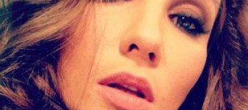 Анфиса Чехова показала интимное фото из душа