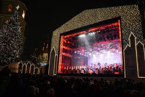 Национальная оперетта даст концерт на Софиевской площади