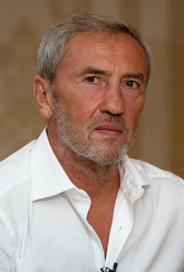 Леонид Черновецкий сменил имидж