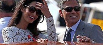 Амаль Аламуддин и Джордж Клуни усыновляют ребенка из Сирии
