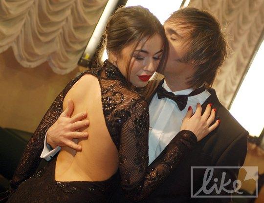 Виталий Козловский и певица Varda