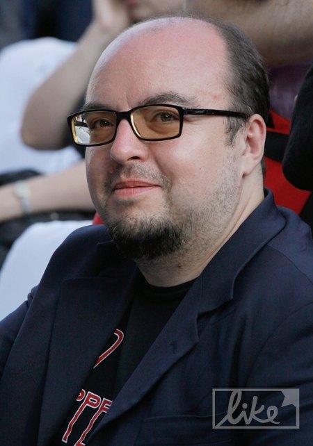 Радио ведущий Алексей Гогохия