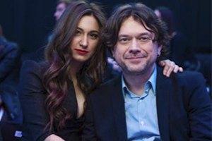 Остап Ступка впервые рассказал о свадьбе с молодой невестой