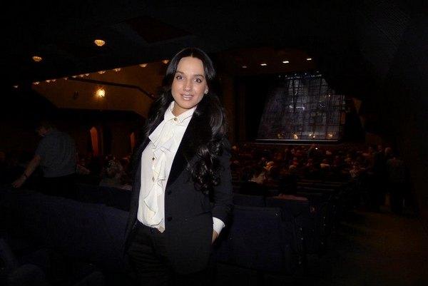 Валерия в театре