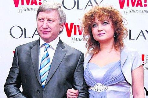Горянский с женой Ларисой прожили вместе 9 лет