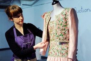 Платья принцессы Дианы проданы за $1 млн
