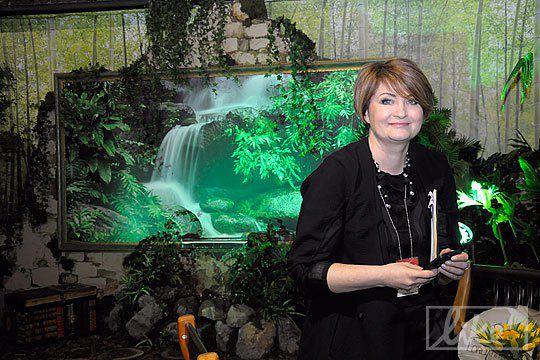 Основатель Ukrainian Fashion Week Ирина Данилевская