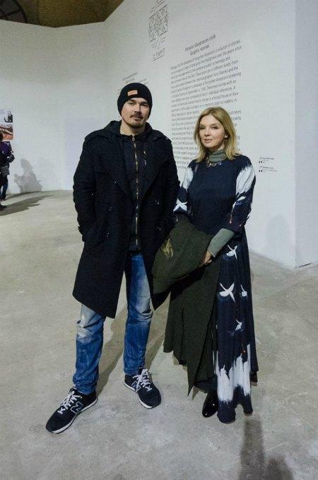 Фагот (ТНМК) и Ольга Навроцкая