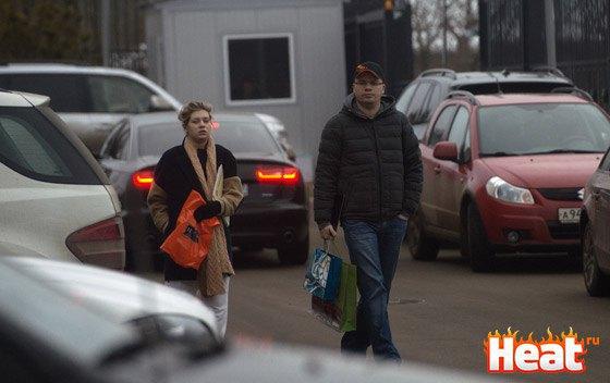 """30 декабря Кристина и Гарик приезжали в """"Лапино"""" на плановое УЗИ"""