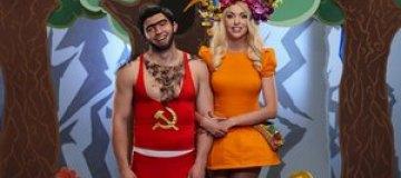 """""""Суперблондинка"""" Полякова сняла новый клип"""