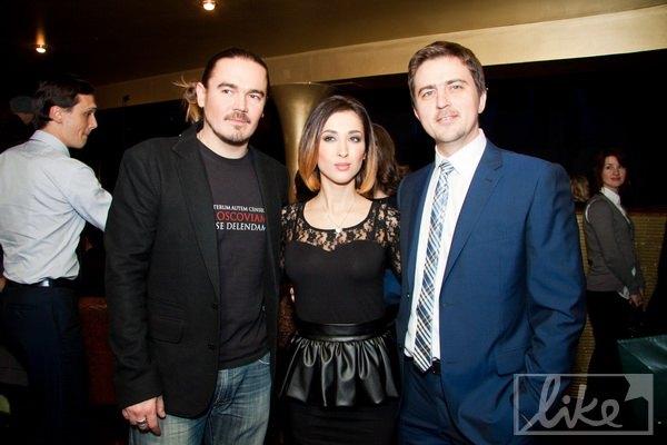 Фагот, Аня Завальская и DJ Паша