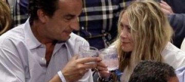 Одна из сестер Олсен закрутила роман с братом Саркози