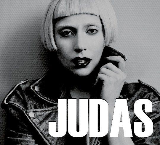 Обложка сингла Judas