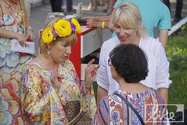 Маргарита Сичкарь осталась довольна фестивалем