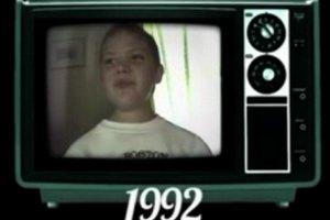 Американец в 32 года записал на видео разговор с собой 12-летним