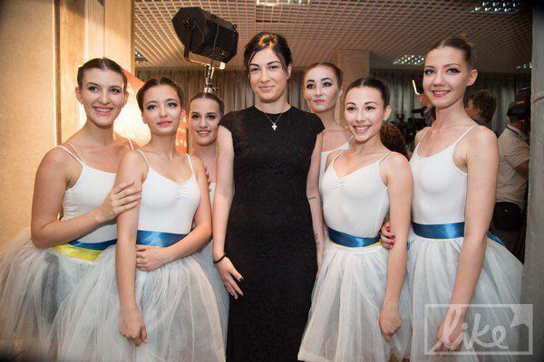 Анастасия Приходько и балет
