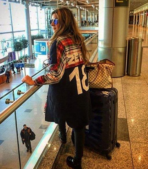 Жанна Бадоева уже собрала чемоданы