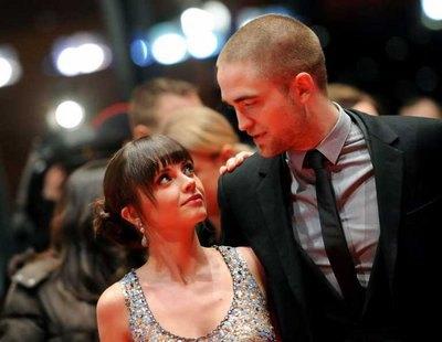 Роберт Паттинсон и Кристина Риччи на кинофестивале