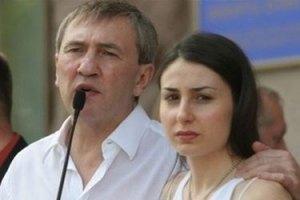 Дочь Черновецкого родила ему пятого внука