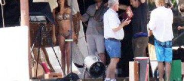 Миранда Керр в фотосессии для Victoria's Secret
