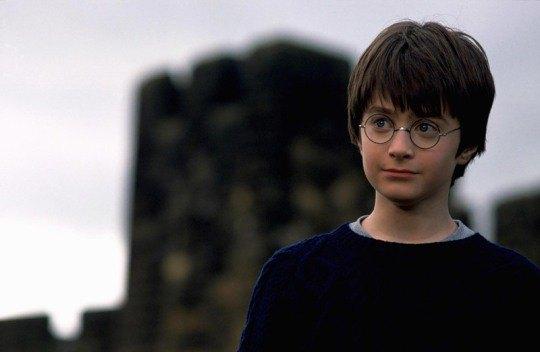 """На момент съемок в первой части """"Гарри Поттере"""" Дэниелу Редклиффу было всего 12 лет"""