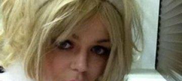 Алина Гросу стала блондинкой