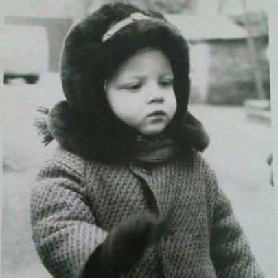 маленький Саша Пискунов