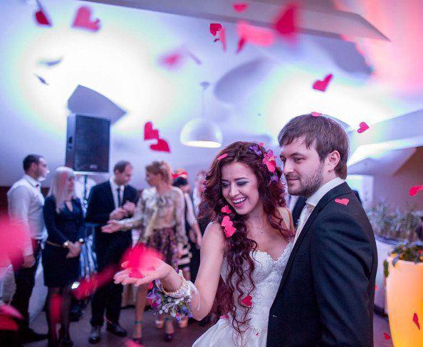 Свадьба Ярославы и Михаила