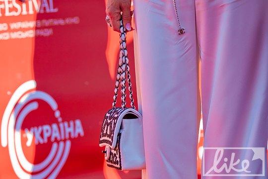 Наталья Кивалова отдает предпочтение марке Chanel