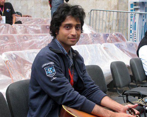 Поговаривают, будто молодой выходец из Индии покорил сердце украинской певицы