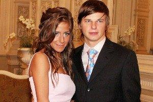 Жена Аршавина ждет третьего ребенка