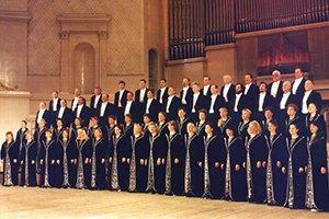 Китайский хор из 80 человек рухнул вместе со сценой