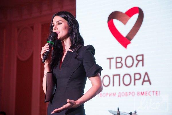 Маша Ефросинина и ее фонд собирают деньги на аппарат интракардиального УЗИ, необходимый при сложных операциях на сердце
