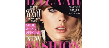 Тейлор Свифт в шляпе украинского дизайнера украсила обложку модного глянца