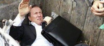 Журавского запихнули в мусорник под Радой
