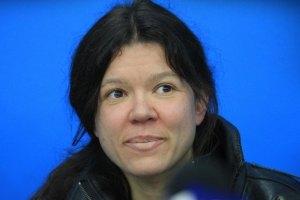 Руслана попала в ДТП по дороге во Львов