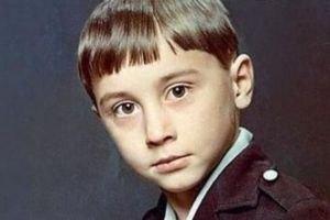 Дима Билан в детстве работал на рынке