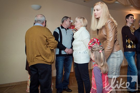 Телеведущая Лидия Таран с дочерью Василиной
