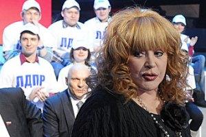 Жириновский обозвал Пугачеву проституткой