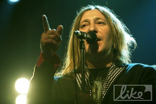 """Шура из """"Би-2"""" на концерте в Киеве"""