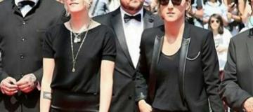 Кристен Стюарт впервые официально вышла в свет со своей возлюбленной