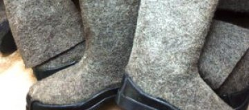Белорусы предложили включить валяние валенок в наследие ЮНЕСКО