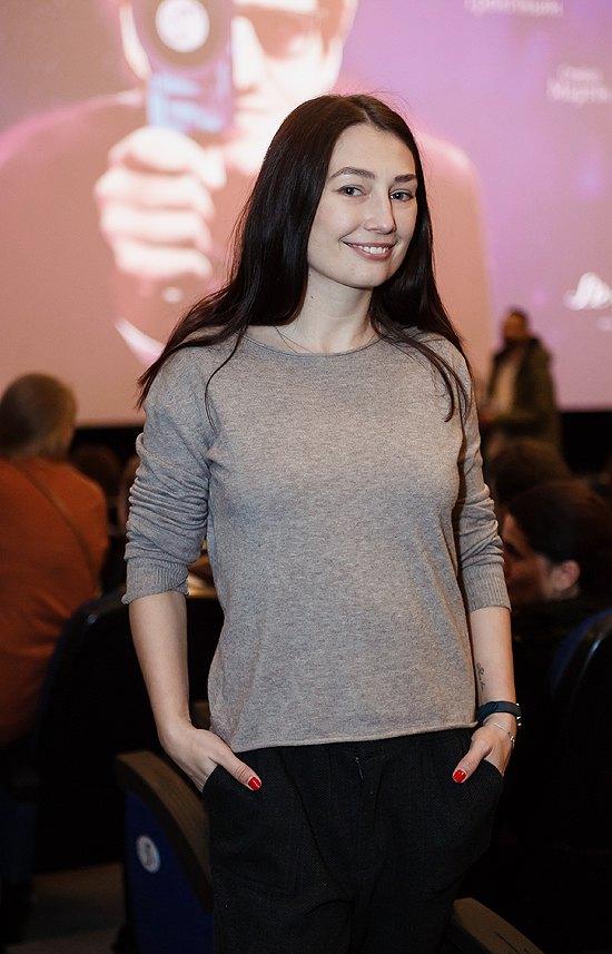 Писательница Катя Бабкина